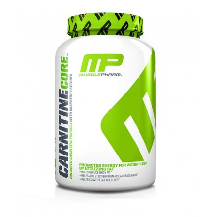 MusclePharm Carnitine Core 60 caps.