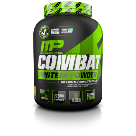 MusclePharm Combat Powder 1814 gr.