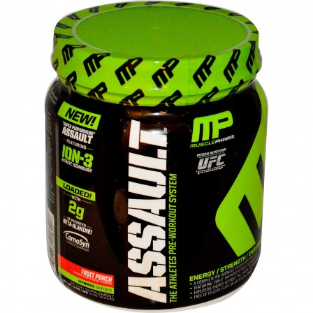 MusclePharm Assault ION-3 435 gr.