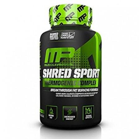 Musclepharm Shred Sport 60 caps.