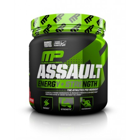 MusclePharm Assault Energy+Strength 345 gr.