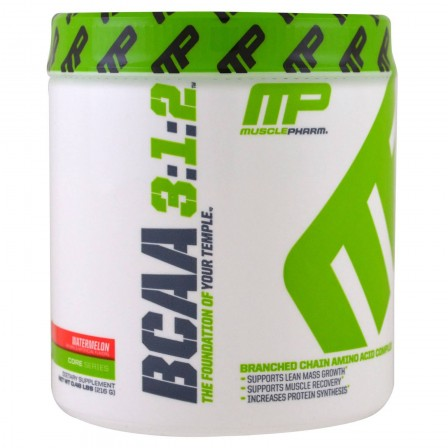 MusclePharm BCAA 3:1:2 225 gr.