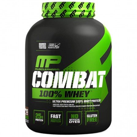 Musclepharm Combat 100% Whey 1814 gr.