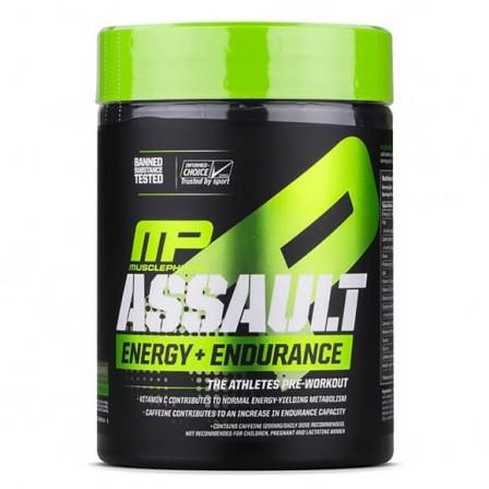 MusclePharm Assault Energy+Endurance 345 gr.