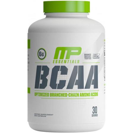 MusclePharm BCAA 3:1:2 240 caps.