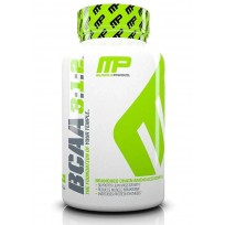 MusclePharm BCAA 3:1:2 240 caps.