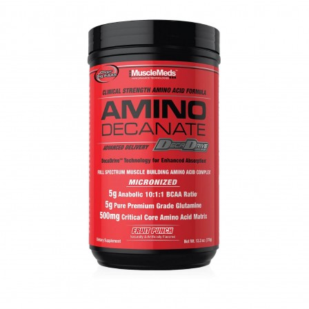 MuscleMeds Amino Decanate 10:1:1 360 gr.