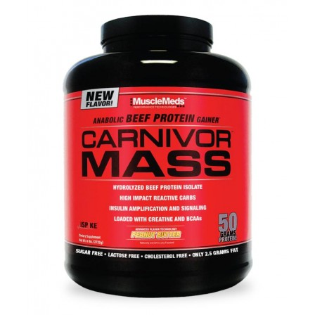 MuscleMeds Carnivor Mass 2590 gr.