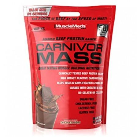 MuscleMeds Carnivor Mass 4530 gr.