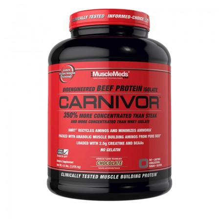 MuscleMeds Carnivor Beef Protein Isolate 2038 gr.