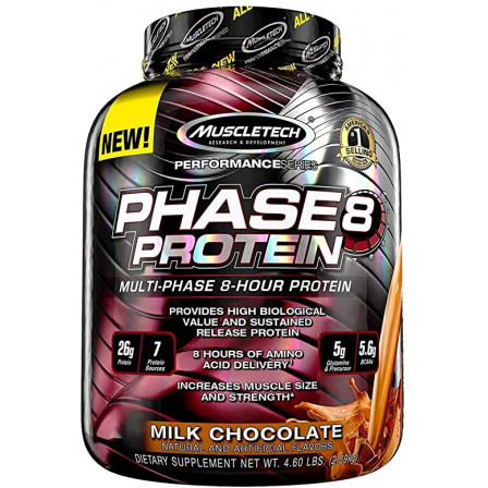 MuscleTech Phase 8 2100 gr.