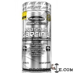 MuscleTech Garcinia 120 caps.