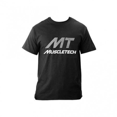 MuscleTech T-Shirt Black MT