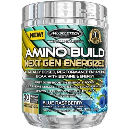 MuscleTech Amino Build Next Gen Energized 280 gr.
