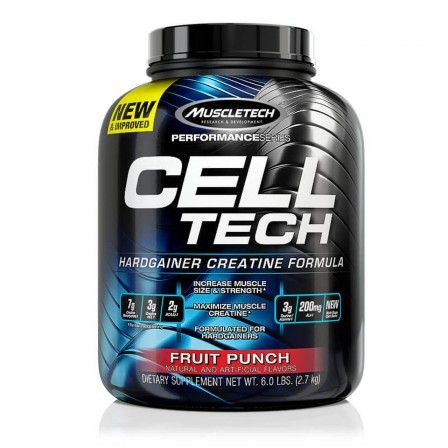 Muscletech Cell Tech 2721 gr.