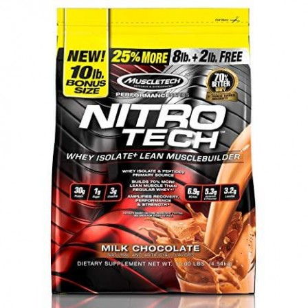 MuscleTech Nitrо Tech 4540 gr.