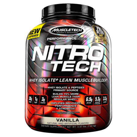 MuscleTech Nitro Tech 1800 gr.