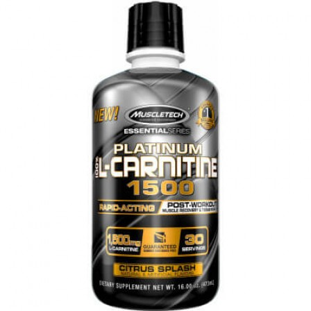 MuscleTech L-Carnitine 1500 473 ml.