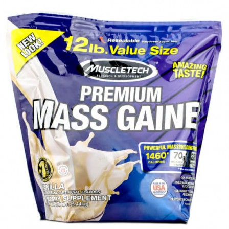 MuscleTech Mass Gainer 5440 gr.