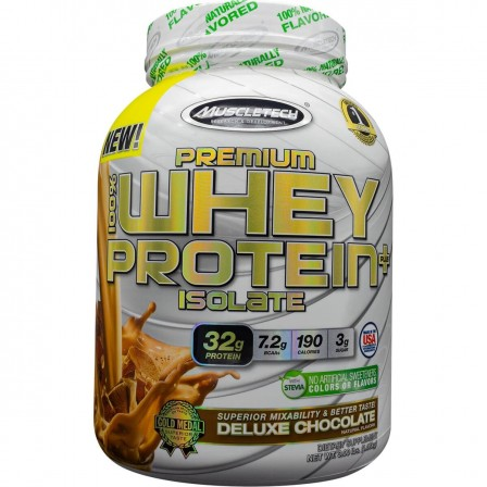 Muscletech 100% Premium Whey Protein Plus Isolate 1360 gr.