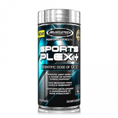 MuscleTech Sports Plex Plus 60 caps.