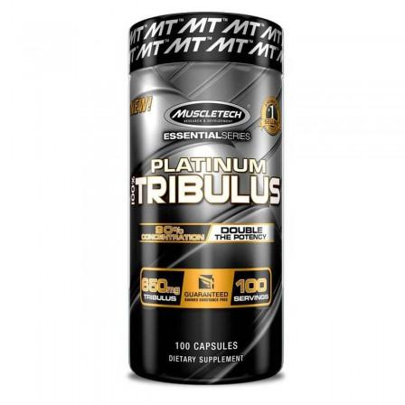 MuscleTech Platinum 100% Tribulus 100 caps.