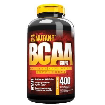 Mutant BCAA 400 caps.