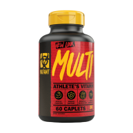 Mutant Core Multi Vitamin 60 tabs.