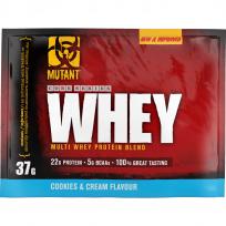 Mutant Whey Sample 37 gr.