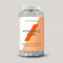 Myprotein Vitamin C with Bioflavonoids and Rosehip 180 tabs.
