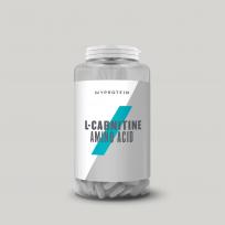 Myprotein L-Carnitine 180 tabs.