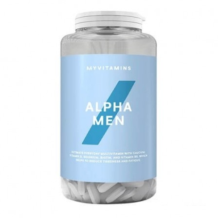 Myprotein Alpha Men Multivitamin 240 tabs.