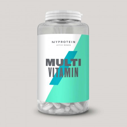Myprotein Active Woman Multi Vitamin 120 tabs.
