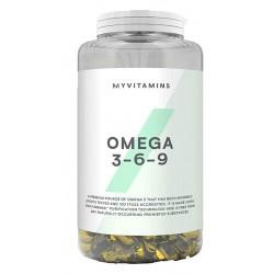 Myprotein Omega 3-6-9 120 caps.