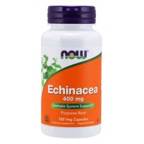 Now Foods Echinacea 400mg 100 veg caps.