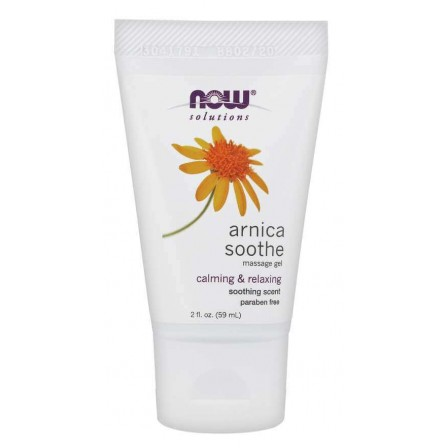 Now Foods Arnica Soothe Massage Gel 59 ml.