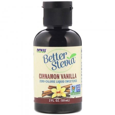 Now Foods Better Stevia 59 ml.