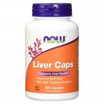 NOW Foods Liver Caps 100 caps.