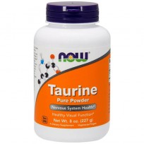Now Foods Taurine Pure Powder 227 gr.
