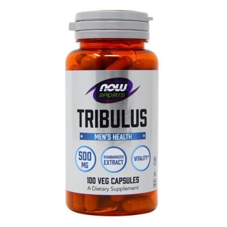 NOW Foods Tribulus 500 mg. 100 caps.