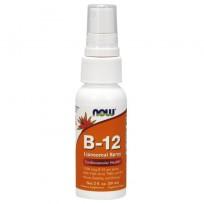 Now Foods B-12 Liposomal Spray 1000 mcg 59 ml.
