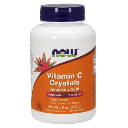 NOW Foods Vitamin C Crystals 227 gr.