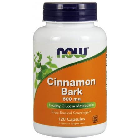 NOW Foods Cinnamon Bark 120 caps.