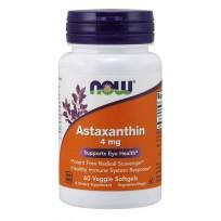 NOW Foods Astaxanthin 60 Veggie Softgels