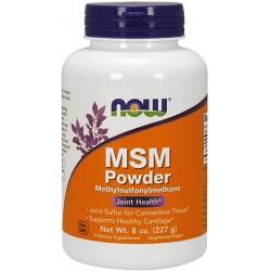 NOW Foods MSM Methylsulfonylmethane Powder 227 gr.