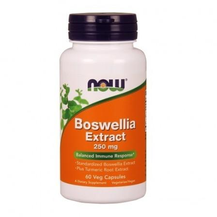 NOW Foods Boswellia Extract 250mg 60 veg. caps.