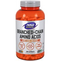 NOW Foods Branched Chain Amino Acids 240 caps.