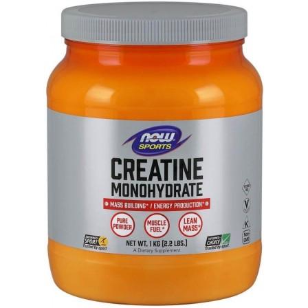 NOW Foods Creatine Monohydrate 1000 gr.