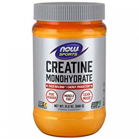 NOW Foods Creatine Monohydrate 600 gr.