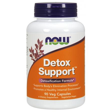 NOW Foods Detox Support 90 caps.